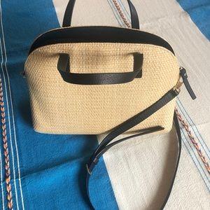 Kate Spade rattan purse